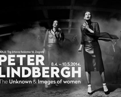 PETER LINDBERGH U ZAGREBU - visual _ photo Peter Lindbergh